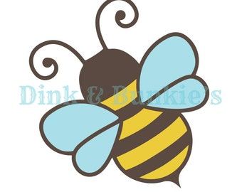 bumble bee template etsy