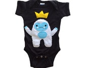 Yeti King Infant Bodysuit
