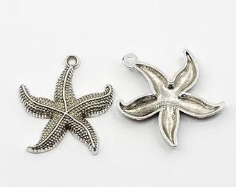 Starfish Charm Antique (8)
