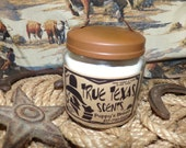 Puppy's Breath - 16 oz Western Texas Style Cowboy Candle