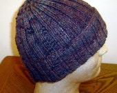 Brown Variegated Hat