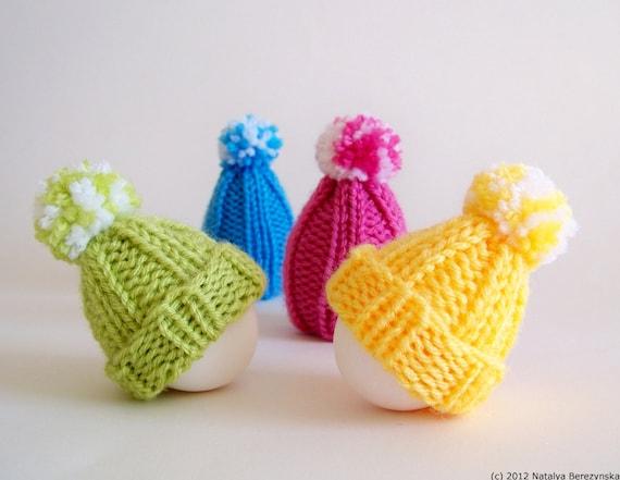 Egg Cozy Pattern, Beginner Knitting Patterns, Amigurumi ...