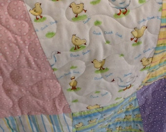 Duck Duck Goose by Moda Flannel Quilt