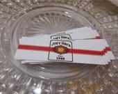 Custom Cigar Bands - Birthday Cigar Band - Wedding Party Labels - Groomsman Cigar Bands - Liquor (16)