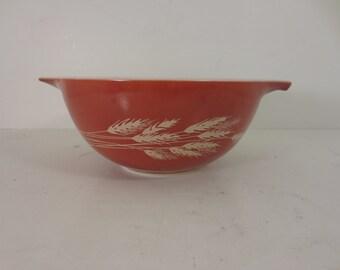 Pyrex Cinderella Wheat  #442 1.5 Liter Bowl