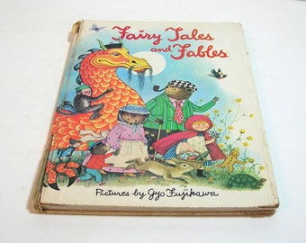 Fairy Tales And Fables With Pictures By Gyo Fujikawa