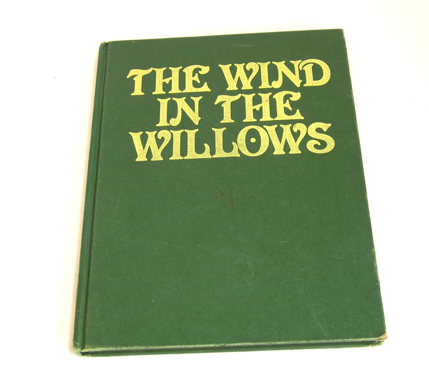 Wind in the willows ornaments - The Wind In The Willows By Kenneth Grahame And Illustrated By John Worsley