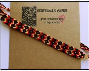 Woven Friendship Bracelet (#37362)