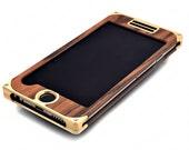 EXO24 Brass Louro Preto for the iPhone 6/6s