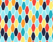 Technicolor Hexo Turquoise- Michael Miller