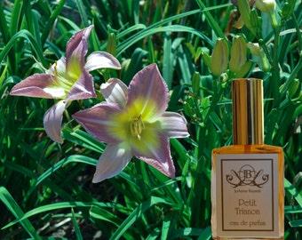 Perfume Samples - Natural Perfume - Royal Collection Eau De Perfume botanical perfume, organic vegan perfume, JoAnne Bassett botanical, rose