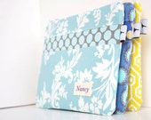 NEW - Personalized Perfect Purse Pouch - Lost & Found - Made to Order