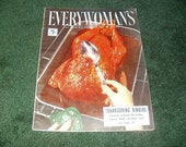 Everywomans Magazine November 1953 - Art , Vintage Ads, Retro 1950s, Collectibles, Scrapbooking
