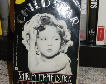 Shirley Temple Black paperback autobiography