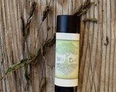 Lip Balm, moisturizing and hydrating, made with beeswax, shea butter, almond oil and castor oil, non waxy.