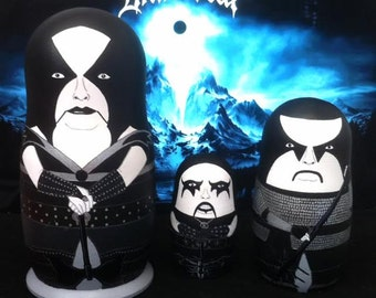 JUMBO Immortal Matryoshka Dolls