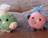 Amigurumi Crochet Toy Baby Toy Christmas Gift Chick Amigurumi Toy