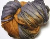 Araucania Sotaqui Yarn 01 Rookwood Amber Hand Painted 100% Wool Super Bulky 100 gram