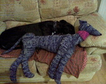 Free Knitting Pattern For Greyhound Jumper : Greyhound Coat Knitting Pattern Free UK Postage by greyhounds4me