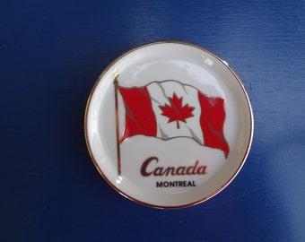 Montreal Canada Souvenir Coaster