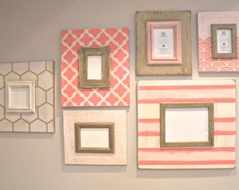 6-Piece Pink Nursery Set