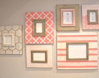 6-Piece Baby Girl Nursery Set