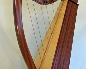 22 string Therapy or Travel Harp