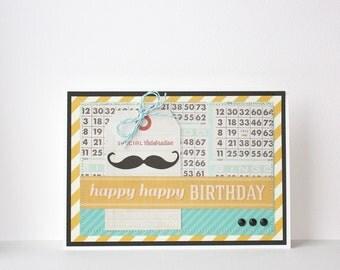 Birthday Handmade Card