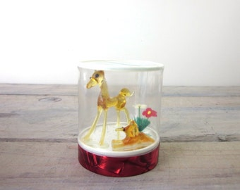 Vintage Hand Blown Glass Horse and Pony