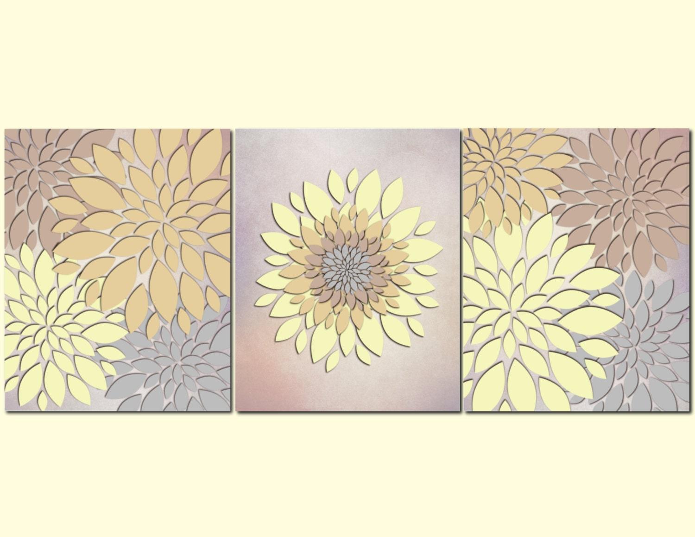 Fancy Umbra Flower Wall Decor Photos - All About Wallart ...