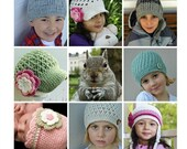 Crochet Hat Pattern Multi Purchase Discount Coupon Codes - Baby, Toddler, Kids, Boys, Girls, Womens, Mens Patterns - Make your own pack