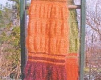 Iknitiative Knitting Pattern Strata Ruche Part No. A18 DISCONTINUED