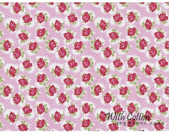 ONE yard, Valentine Rose from Free Spirit - 02