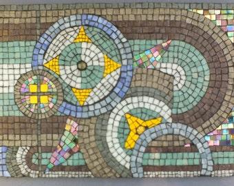 Shifting Perspectives Mosaic Art