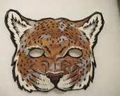 Spotted Leopard Mask