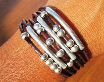 beads bracelet, womens bracelets, silver bracelet, leather bracelet, beaded Bracelets, fashion jewelry, accessories, charm Bracelet