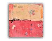 Painting on wood Art. Original Painting,Abstract Painting,30x30,Wall hanging,AbstractPainting,Colorful Artwork