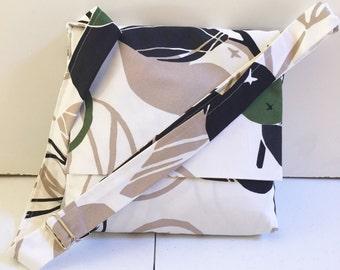 Mini Messenger Bag- Washable
