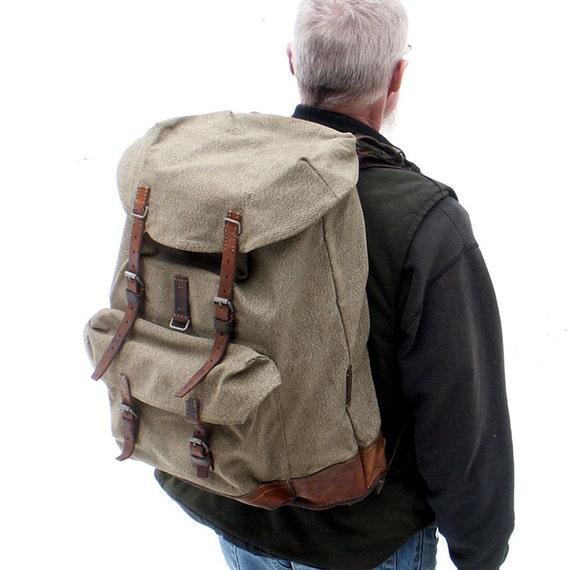 Vintage Military Backpacks Hot Latin Amateur