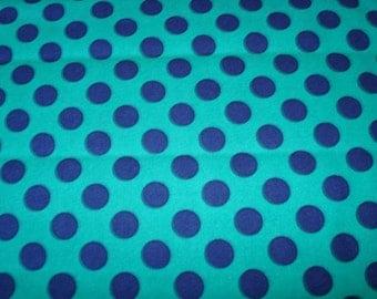 Twill Ta Dots Fabric  by Michael Miller  - 1 Yard
