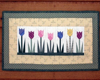 MH Designs Pattern - Tulips