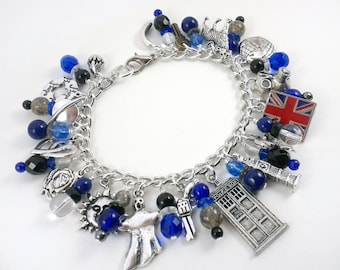 Ninth Doctor's Companion Bracelet