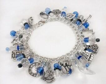 Cinderella's Fairy Tale Charm Bracelet