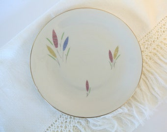 Mid-Century GKC (Poriellanfabrik, Gupeis, Kuhl & Co. A.G.)Porcelain China Cake Plates-This listing is for ONE (1)