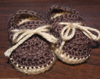 Baby Boat Shoe Booties