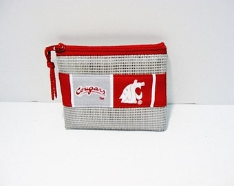Washington State University Coin Purse