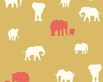 Organic KNIT Fabric - Birch Serengeti Knits - The Herd Sun