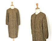 1950s Dress - 50s coat dr...