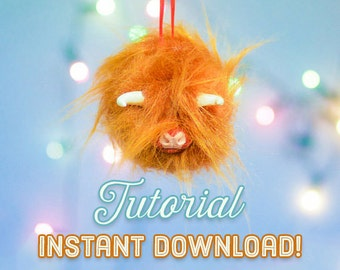 Tutorial - Heilan Coo Bauble