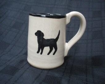 Coffee Mug with Dog